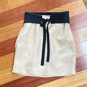 Zara Skirts - Zara • Skirt in Champagne Colour